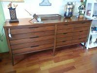 Mid-century modern Lane Buffet or Dresser $150.